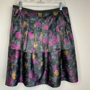 The Limited Floral A-line Skirt